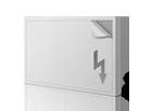 Электростатическая наклейка