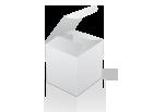 Коробка клеевая 50х50х70 мм
